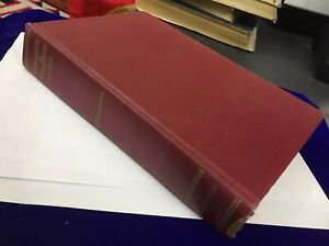 Maths Book - New Manual Of Logarithms To 7 Places Of Decimals -  Dr Bruhns 1942
