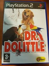 DR. DOLITTLE - PLAYSTATION 2 PS2 USATO