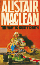 The Way To Dusty Death - Alistair MacLean Audio Book MP 3 CD Unabridged 7 Hours