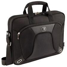 """Wenger Administrator 15"""" Slim Laptop Case Bag With iPad/Tablet Pocket 14.2"""" 15"""""""