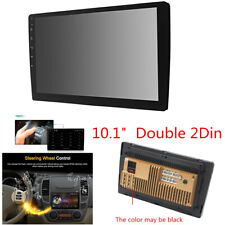 """Android 9.1 10.1"""" Car Stereo MP5 Player WIFI GPS FM Radio Double 2DIN 2 +32GB"""