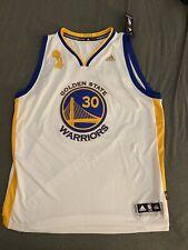Golden State Warriors Curry NBA Finals Championship Jersey Brand New XXL Trophy