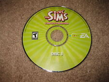 The Sims: Complete Collection For PC - Replacement Disc 3 ONLY