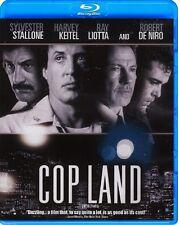 Cop Land (Blu-ray) Sylvester Stallone, Harvey Keitel, Robert De Niro NEW