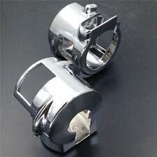 Chrome Switch Housing Cover For Honda Vtx 1800 Model C / R / S / F / N 2002-2007