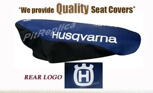 [A558] HUSQVARNA CR250 CR360 WR250 WR360 1993 '93 SEAT COVER [ZCLO]