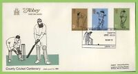 G.B. 1973 Cricket set on Abbey First Day Cover, Lords Ground, London NW6