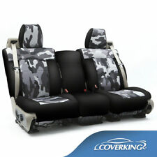 Coverking Neosupreme Traditional Camo Front Seat Covers for Chevy Silverado