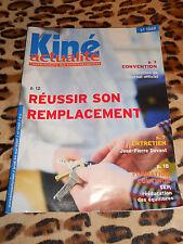 Revue Kiné Actualités - n° 1069, 2007