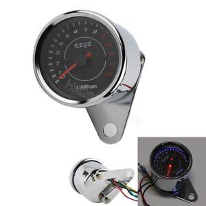 Night Light Tachometer Gauge for Suzuki Intruder Volusia VL VS 500 800 1400 1500