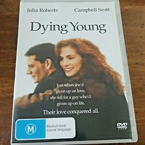 Dying Young DVD R4 Like New! – FREE POST