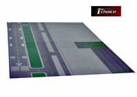FIRST CHOICE GEMINI JETS AIRPORT LAYOUT 4 x MATS BIG 1/400 2 Sided FCAAL005 SpOf