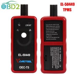 For Ford Car EL-50449 TPMS OEC-T5 Auto Tire Pressure Monitor Sensor Relearn Tool
