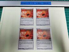 4x Iron Star   8th Edition   MTG Magic The Gathering Cards