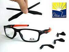 Oakley Crosslink MNP 8090 01 Black Orange 53 TruBridge GLASSES OCCHIALI  VISTA 29384f39c8
