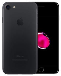 IPHONE 7 128GB NERO BLACK GRADO A/B RICONDIZIONATO ORIGINALE APPLE RIGENERATO