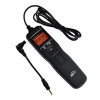 JINTU Timer Remote Shutter Release C3 for Canon 30D 20D 10D 7D 6D 5D II III 1D