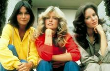 CHARLIE'S ANGELS 80s 90s Poster TV Movie Photo Poster  24 by 36 inch  1