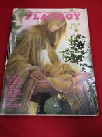 Playboy Magazine April 1972 Jack Nicholson Mao Tse Tung MIchael Crichton