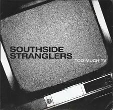 SOUTHSIDE STRNGLERS  (USA  EP '10) - TOO MUCH TV - EX COMPLETE - HARD CORE PUNK