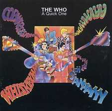 THE WHO - A QUICK ONE - NEW CD!!