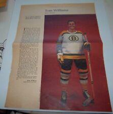 Tom Williams # 6 Weekend  Magazine Photos 1963-64  Toronto Star lot 4