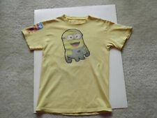 "IHOP Despicable Me Minion Promo Shirt Size Small ""mmm pancakes"""