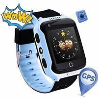 Watch Kids Smartwatch for Children with Call Touch HD Screen Sos GPS