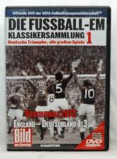 Die Fußball-EM - Viertelfinale 1972 - Nr. 1 - DVD - Klassikersammlung