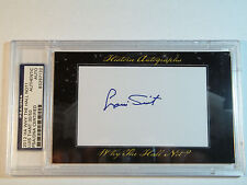 Luis Tiant 2012 Historic Autographs #30/50 Why The Hall Not HA auto
