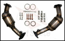 For 2004-2007 for Cadillac Cts Catalytic Converter Set 2.8L & 3.6L A & B (Fits: Cadillac Cts)