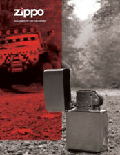 Zippo 2014 Complete Line Lighter Collection Product Price Catalog Book - Mint