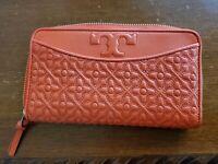 Tory Burch wallet orange