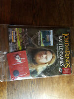 Magazine #53 Gamling Middle Earth Lord of the Rings Hobbit SBG GW Deagostini