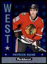 2017-18 Upper Deck Hockey Parkhurst  EAST vs WEST  #W-2  Patrick Kane