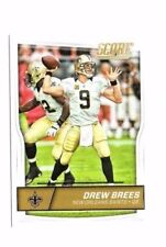 Drew Bree 2016 panini score, football card!!!