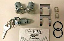 NEW 1962-1964 Chevy II Nova Ignition & Door Lock Set with Original GM Keys