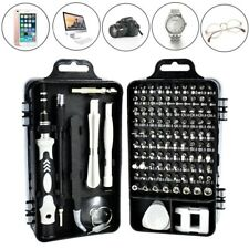 117 Pcs Professional Toolkit Electronics, Smartphone Computer Tablet Repair Set