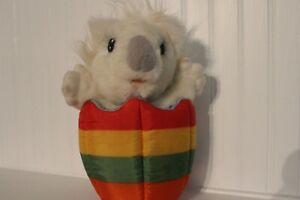 Barneys Great Adventure Twinken Peekaboo Hand puppet RARE Plush Vintage 90s