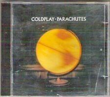 PARACHUTES Coldplay CD 2000 EMI Collectable Bestselling Rock Original 10 track