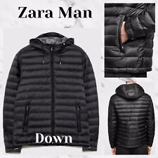 886942f43 Zara Black Coats & Jackets Puffer for Men for sale | eBay