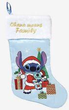 Disney Santa Stitch and Scrump Ohana Means Family 19
