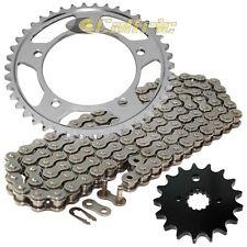 Drive Chain & Sprockets Kit Fits SUZUKI GSX-R1000 GSXR1000 2001-2006