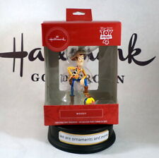Hallmark Woody - Toy Story 4 foot on yellow ball - Christmas Tree Ornament New