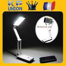 LAMPE DE BUREAU USB LED INTENSITE REGLABLE VEILLEUSE DE CHEVET IDEE CADEAU * 48h