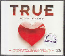 Various Artists: [Made in the EU 2009] True Love Songs        3CD Box