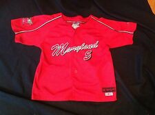 Mayland Terps #5 Kids Jersey