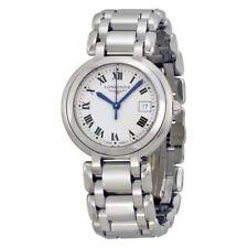 Longines Silver Band Mechanical (Automatic) Wristwatches