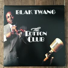 Blak Twang ‎– The Rotton Club LP. UK 2005  Bad Magic ‎– MAGICLP7