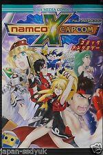 JAPAN Namco × Capcom Comic Anthology